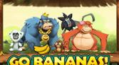 Играть онлайн в автомат Вперед, Бананы!